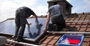 Aide pour les energies solaires